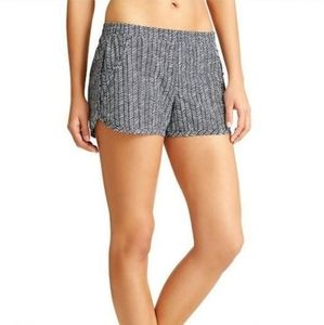 Athleta Tropic Stellar Herringbone Athletic Shorts